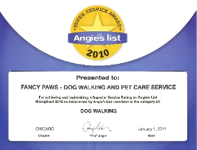 Fancy Paws, Inc. ? Chicago Dog Walkers And Pet Sitters - Chicago, IL