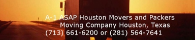 Asap Moving Systems INC - Houston, TX