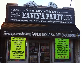 Havin' A Party - Brooklyn, NY