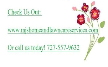MJ's Home and Lawn Care Services - St. Petersburg, FL