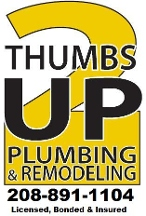 2 Thumbs Up Plumbing &amp; Remodeling, Boise Idaho