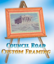 Council Road Custom Framing - Oklahoma City, OK