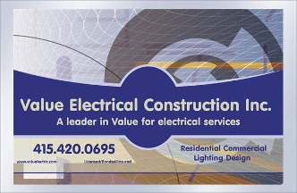 Value Electrical Construction, Inc. - San Francisco, CA