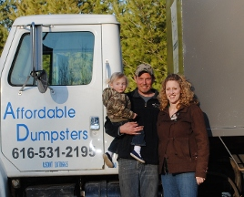 Affordable Dumpsters Llc - Zeeland, MI