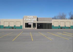 York Furniture Store   Rochester, NY