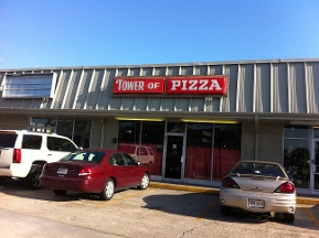 Tower Of Pizza - Metairie, LA