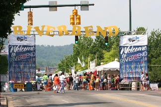 Riverbend Festival - Chattanooga, TN