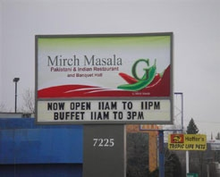 G Mirch masala - Milwaukee, WI