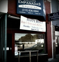 The Empanada Factory - Los Angeles, CA