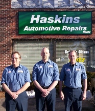 Haskins Auto Body - Wellesley, MA
