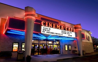 Cinema Cafe: Greenbrier