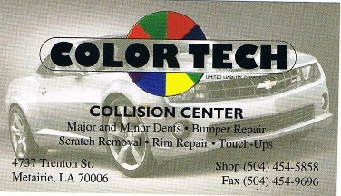 Colortech - Metairie, LA