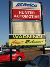 Hunter Automotive - Sioux Falls, SD