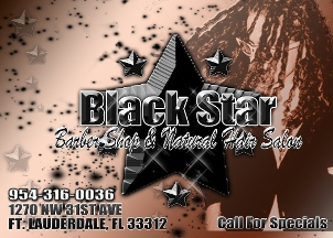 Black Star Unisex Salon