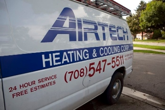 Airtech Heating & Cooling - Bellwood, IL