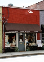 Cafe Alsace - Decatur, GA