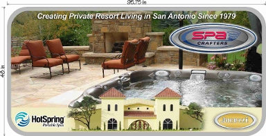 Spa Crafters - San Antonio, TX