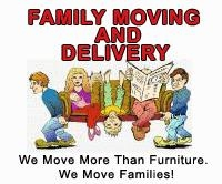 Family Moving & Delivery - Madison, TN