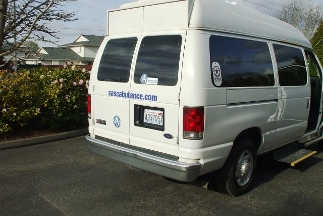 Sam's Ambulette Service, LLC - Seattle, WA