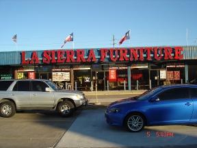 La Sierra Home Furniture Houston Tx