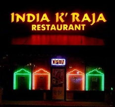India K' Raja Restaurant - Richmond, VA