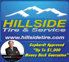 HILLSIDE TIRE & SERVICE - Salt Lake City, UT
