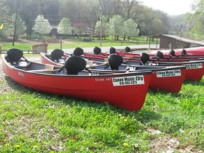 Canoe Music City - Kingston Springs, TN
