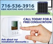 K&K Heating And Cooling - Irving, NY