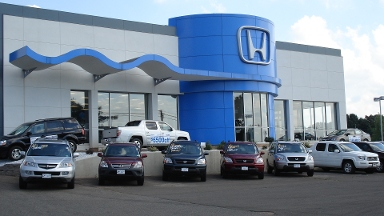 Executive Honda Wallingford Ct
