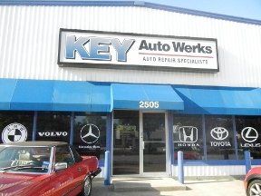 Key Auto Werks - Houston, TX