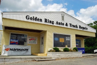 Golden Ring Auto & Truck Rpr - Middle River, MD