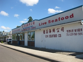 Om Seafood Market