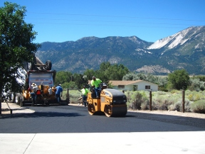 Robert Bishop Asphalt Paving - Reno, NV