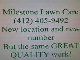 Milestone Lawn Care - Pittsburgh, PA