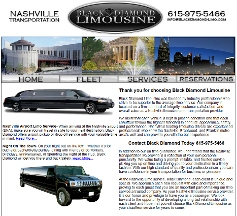 Black Diamond Limo - Brentwood, TN
