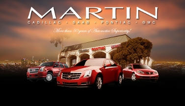 Martin Cadillac Used Cars - Los Angeles, CA