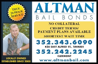Altman Bail Bonds - Tavares, FL