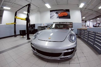 Porsche Of Fairfield - Fairfield, CT