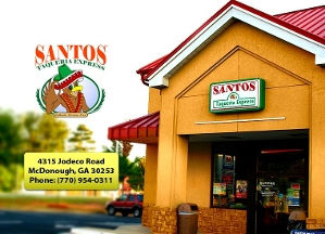 Santos Taqueria Express 2 Reviews 4315 Jodeco Rd Mcdonough Ga