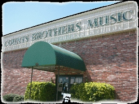 Counts Brothers Music Inc - Muscle Shoals, AL