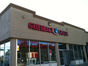 Greenback Glass Inc - Citrus Heights, CA