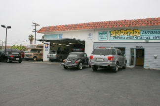 Shadetree Automotive - San Clemente, CA