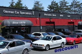 German Car Specialists, Inc. - Bellevue, WA