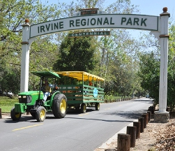 Irvine Park Railroad - Orange, CA