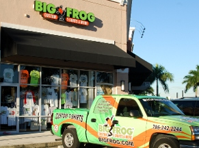 Big Frog Custom T-Shirts & More - Miami, FL