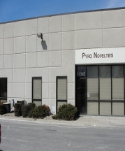 Pyro Novelties - Lenexa, KS