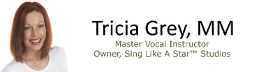 Sing Like A Star With Tricia Grey, Mm - Marietta, GA