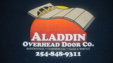 Aladdin Overhead Door Co - Woodway, TX