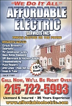 Affordable Electric Inc - Philadelphia, PA