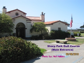 Sharp Park Golf Course - Pacifica, CA